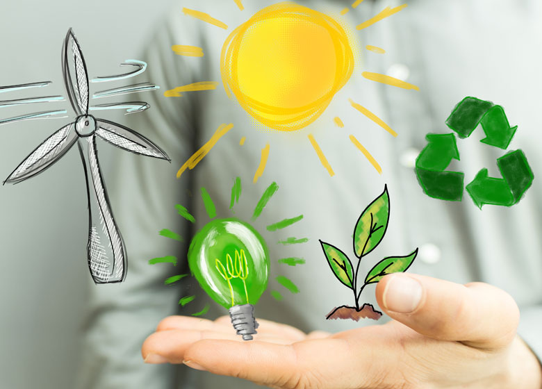The different types-of renewable energy